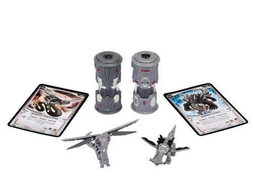 Monsuno 3 Poisonwing Shadow Edition 35 vs Hydro Shadow Edition 37, 2 Pack - 1