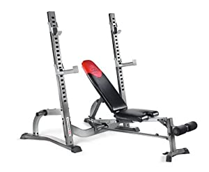 Bowflex Fold Up Olympic Bench Adjustable Weight Benches Sports Outdoors
