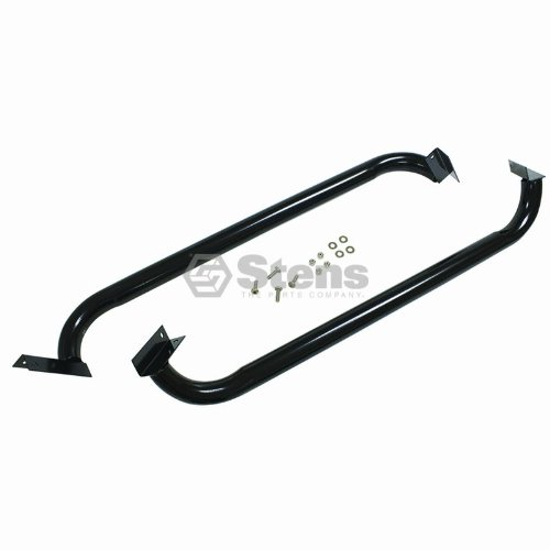 Stens 051-793 Mega Nerf Bars, Black, Club Car DS (Club Car Nerf Bar compare prices)