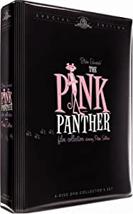 The Pink Panther Film Collection (The Pink Panther / A Shot in the Dark / Strikes Again / Revenge of the Pink Panther / Trail of the Pink Panther) [Import]