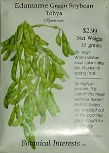 Edamame Green Soybean Seeds