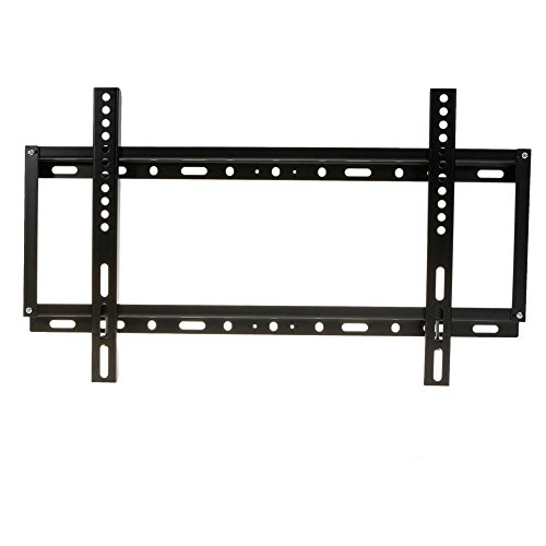 "Fixed Cold Rolled Plate Tv Mount Bracket For Most 26-52"" Plasma Flat Panel Screen Lcd Led Display Televisions"