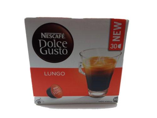 Purchase Nescafé Dolce Gusto Cafe Lungo - 1 box of 30 Capsules - Nestle