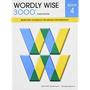 wordly wise 3000 book 4 pdf