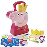 Peppa Pig Princess Jewellery Case & Jewellery, Wand & Crown