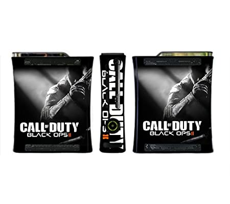Call of Duty: Black Ops II 2 Limited Edition Game Skin for Xbox 360 Console