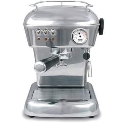 Ascaso Dream UP V3 Espresso Machine - Polished Aluminum