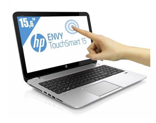 HP Natural Silver 17 3& 34 i7 Laptop PC 8GB Memory Touchscreen 750GB HD Windows 8