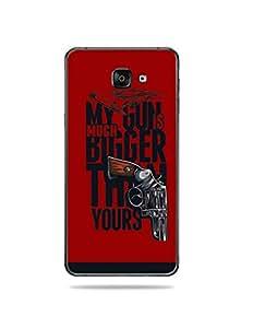 alDivo Premium Quality Printed Mobile Back Cover For Samsung Galaxy A9 / Samsung Galaxy A9 Printed Mobile Case / Printed Mobile Cover (ST017)