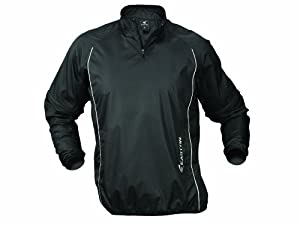 Easton Men's Tremor All-in-One Batting Jacket, Black, Large