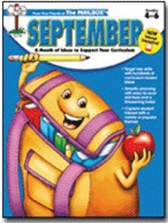 MONTHLY IDEA BOOK SEPTEMBER GR. 4-6 - 1