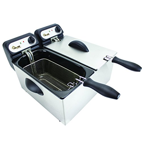 Chard Double Deep Fryer
