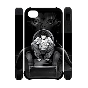 Death Note Ryuuga Hideki with Ryuuku iPhone 4 4s Case Cover