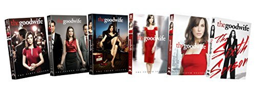 The Good Wife: Six Season Pack (Good Wife Box Set compare prices)