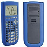 Guerrilla Silicone Case for Texas Instruments TI-84 Plus Graphing Calculator, Blue