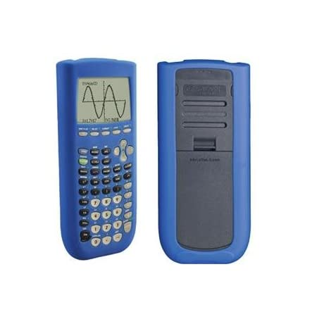 Protect your graphing calculator with our top quality fully wrap-around silicone cases. Fashionably designed by Guerrilla - the leader in calculator accessories, this case is manufactured with the highest quality silicone and provides the ultimate pr...