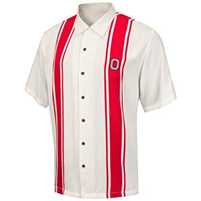 Ohio state buckeyes mens chiliwear passage for Ohio state polo shirt 3xl