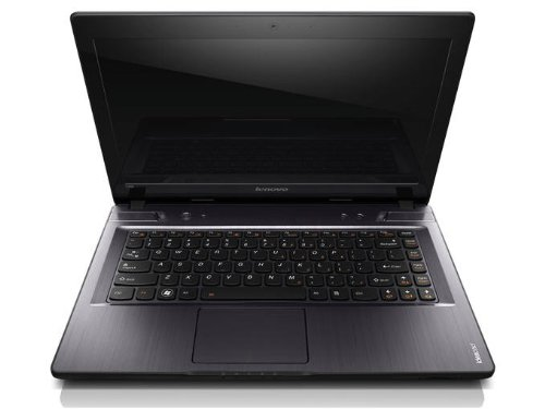 Lenovo IdeaPad Y480 20934EU 14-Inch Laptop (Dawn Gray)