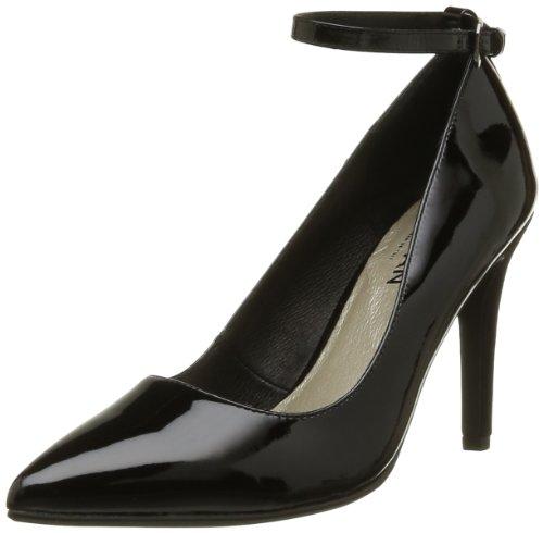 Morgan Women's 1Esbri A Court Shoes Black black 4 (37 EU)
