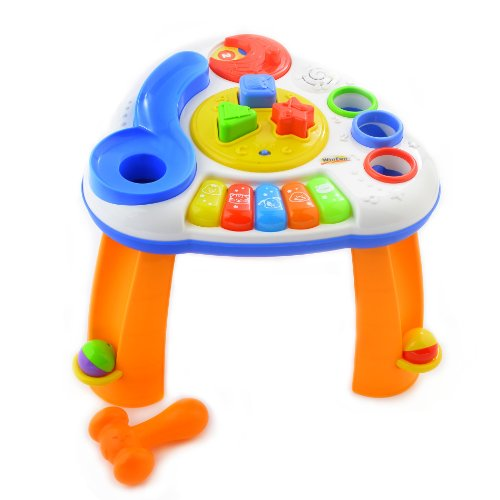 Winfun Dall N Shapes Musical Table Toy - 1
