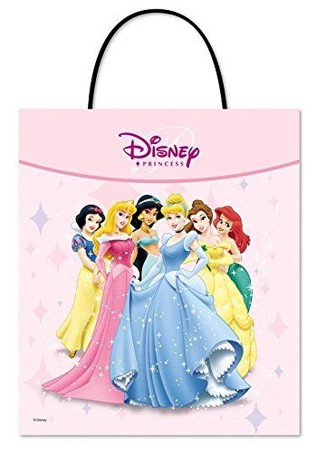 Disney Princess 15in x 13in Trick or Treat Bag - 1