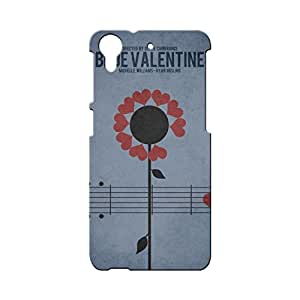 BLUEDIO Designer Printed Back case cover for HTC Desire 626 - G1057