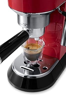 Delonghi DEDICA 15-Bar Pump Espresso Machine by Delonghi