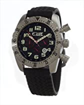 Equipe Headlight Black Dial Mens Watch #E603