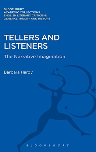 Tellers and Listeners (Bloomsbury Academic Collections: English Literary Criticism)