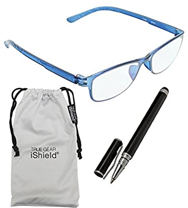 True Gear iShield Anti Reflective Coated Reading Glasses - Ultra
