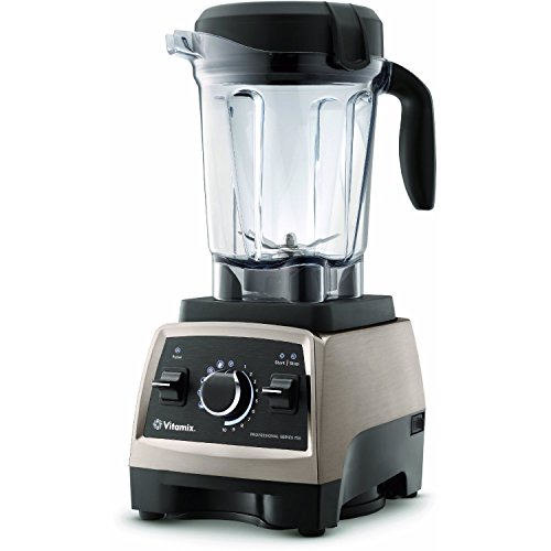 Vitamix Professional Series 750 Blender, Brushed Stainless with Cookbook (Vitamix 750 compare prices)