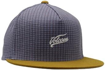 Volcom Men's Crypt Jfit Hat, Golden Mustard, Large/X-Large