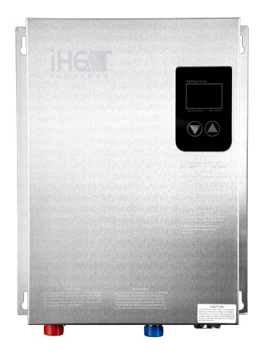 Iheat Electric Tankless Water Heater Model Ahs18-D