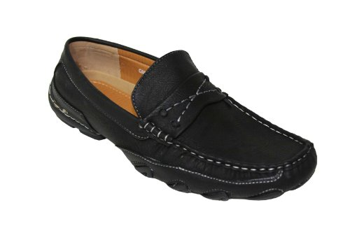 Bulland Men's Causual Slip-on Driver Shoes (CAMORO-01)