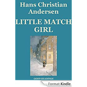Little Match Girl (Illustrated Edition) (English Edition)