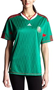 Mexico Women's Home Jersey (Green, XSmall)