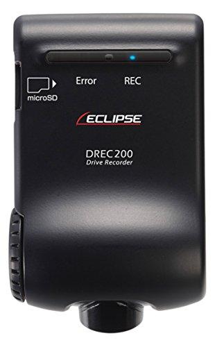 イクリプス(ECLIPSE)  日本製 ドライブレコーダー カメラ本体一体型 DREC200