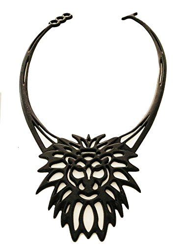 leo-the-lion-unique-lace-art-necklaces-with-a-touch-of-attitude-super-soft-silicone-fashion-jeweller