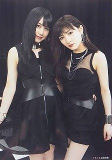 AKB48 公式生写真 翼はいらない 店舗特典 ぐるぐる王国 【小嶋真子、岡田奈々】