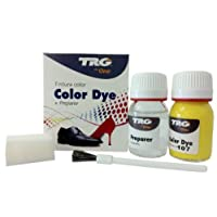TRG the One Self Shine Leather Dye Kit #107 Yellow
