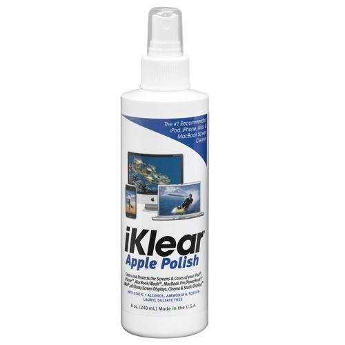 Klear Screen iKlear 8 oz. Pump Spray Bottle for
