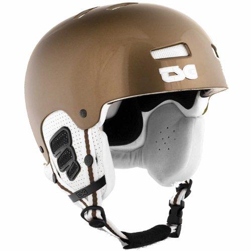 TSG Herren Snowboardhelm Gravity Special Makeup, Metallic Anthracite, 54-56 cm, 790602-35-363
