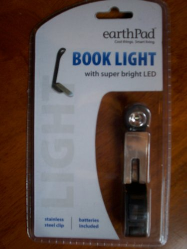 Super Bright Led Book Light By Earthpad