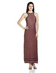 AND Women's A-Line Dress (AW14V278-DR-GR1_Print_16)