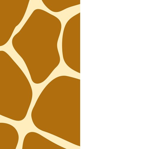 Creative Converting Animal Print Giraffe Guest Towels, Large Napkins, 16 Count