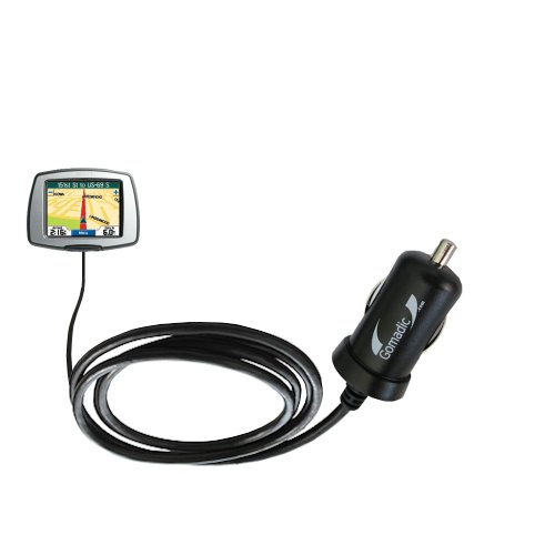 Rapid Car / Auto Charger For The Garmin Streetpilot C530 - Uses Gomadic Tipexchange Technology
