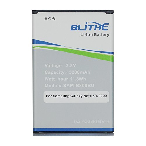 Blithe 3200mAh Battery (For Samsung Galaxy 3)