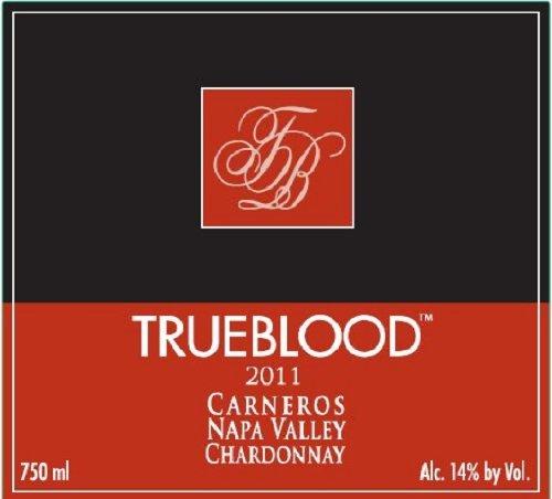 2011 Trueblood Chardonnay 750 Ml