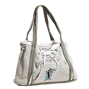 MLB Florida Marlins Hoodie Purse by Pro-FAN-ity Littlearth
