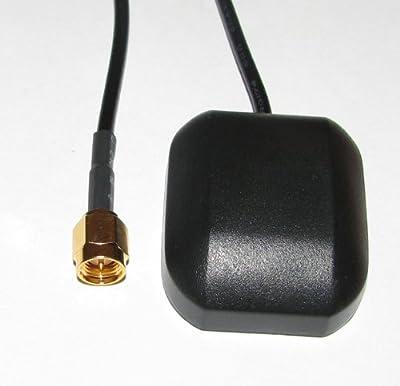 Xtenzi GPS Antenna for Boss Audio System Navigation BV9969NV BV9980NV BV9370NV BV9380NV BV9386NV
